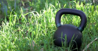 Hand Care + Kettlebell Training