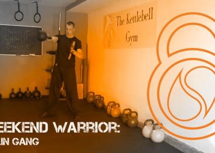 Weekend-Warrior---Chain-Gang