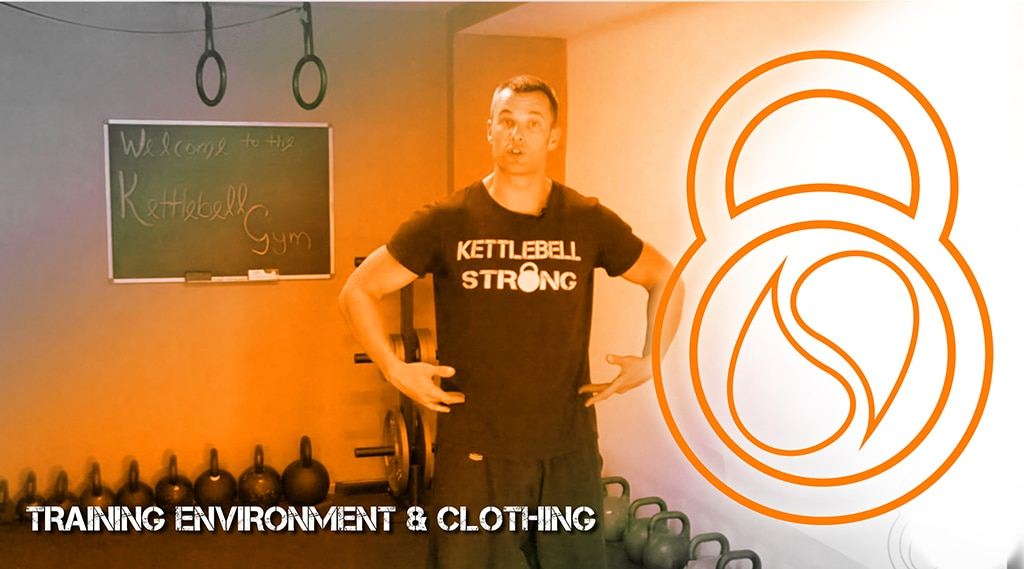 Training environment & clothing