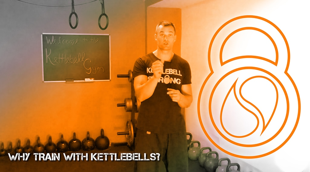 Why train with kettlebells